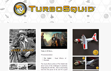 TurboSquid Tumblr
